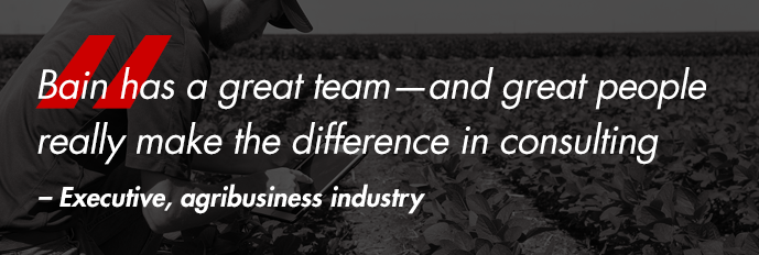 Quote - Agribusiness