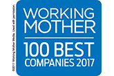 Working Mother 100 Best award